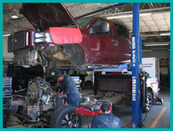 1 year warrenty on all rebuild engines, including parts and