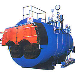 Package Type Solid Fuel IBR Steam Boiler