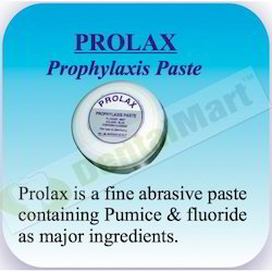 Prolax Prophylaxis Paste