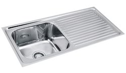 Stainless Steel Single Bowl Drain Kitchen Sink