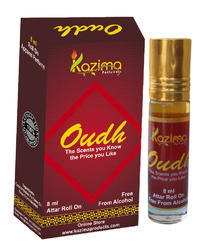 KAZIMA Oudh Apparel Concentrated Attar Perfume