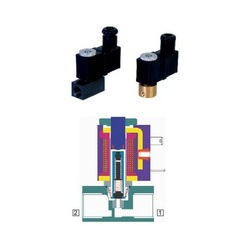 Rotex2Port Direct Acting Normally Closed Solenoid Valve(EMS)