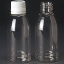 Transparent Pet Mll Bottle