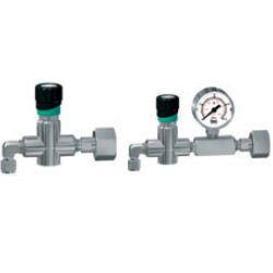 Cylinder Regulator Valves