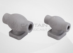 Criozanic  Application SS Globe Valve Casting