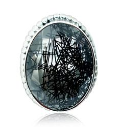 Black Rutile Gemstone