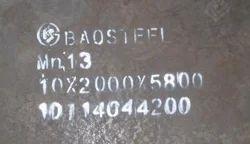 Steel Plates X120MN12