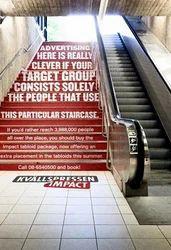 Stair Case Branding