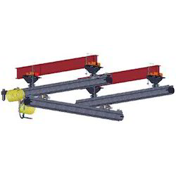 Double Girder Suspension Cranes