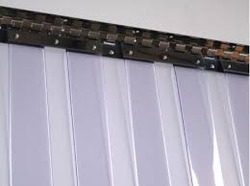 PVC Air Strip Curtains
