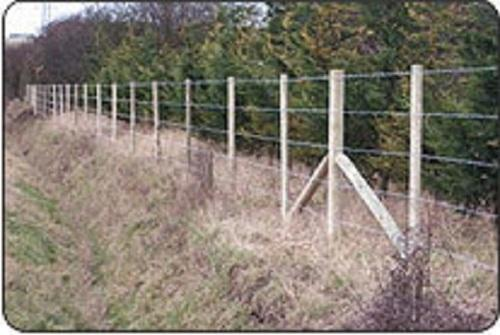 Fencing Pole At Rs 125 Piece Fence Pole Id 9616288788