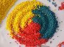 Color Plastic  Granules - Dana