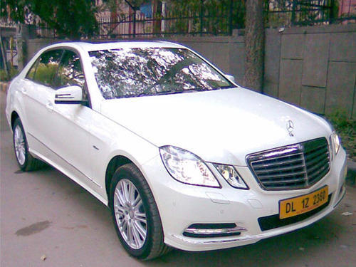 Mercedes E Class Car On Rent Motorcycles And Cars Ant Travels