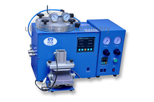 Gold Casting Vacuum Wax Injection Machines