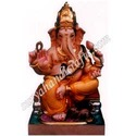 Marble Painted Ganesha