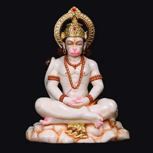 ad7389e1711 Marble Hanuman Statue - God Hanuman Marble Statue Manufacturer from Jaipur