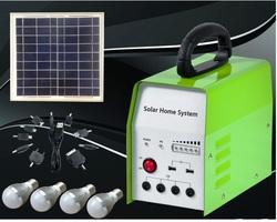AC- Solar Home Portable System