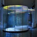 Liquid Crystal Glass