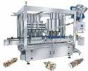 Automatic Monoblock Volumetric Filling and Sealing Machine