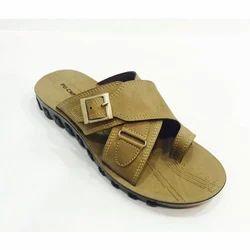 mens pu sandals  gents pu sandals latest price