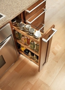Spices Pull Out Drawer