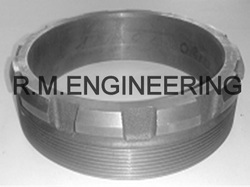 Slotted Axle Nut