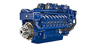 MTU Diesel Engine | Rolls-Royce India Private Limited