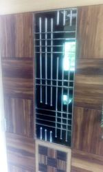 Stainless Steel Safety Door Grill