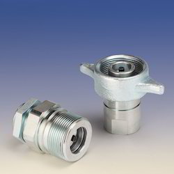 Hydraulic Female Tipper Coupling