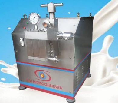 High Pressure Homogenizers High Pressure Milk