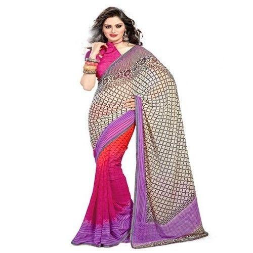 deddf2841a Chiffon Sarees in Surat, शिफॉन साड़ी , सूरत, Gujarat | Get Latest Price  from Suppliers of Chiffon Sarees in Surat