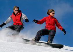 Safe Snowboarding Adventure Tours