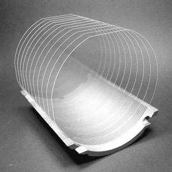 Boroflote 33 Glass Wafer