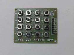 Matrix Key Pad