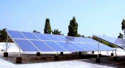 Solar Off-Grid System for 3 Hrs Back-up
