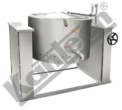 Titling Boiler Delux, Capacity: 100 LITERS