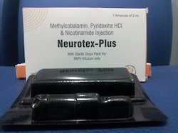 Methylcobalamin Pyridoxine HCI & Nicotinamide Injection