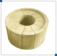 Fire Clay And High Alumina Refractory Bricks