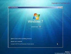 Windows Formatting & Installation