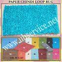 Paper Chindi Rugs