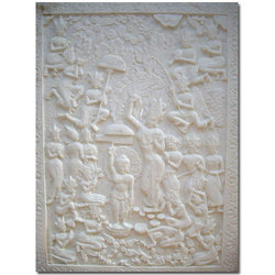 Marble Relief Work