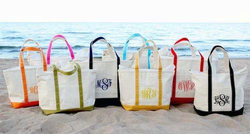 Beach Bags - Designer Beach Bag Manufacturer from Surat