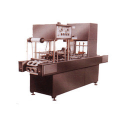 Automatic Cup and Glass Filling Machine