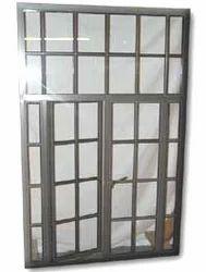 Fancy Steel Window