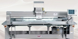 Single Head Automatic Embroidery Machine (Wide Type)