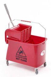 Single Mop Wringer Bucket