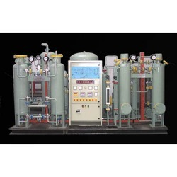 Automatic PSA Nitrogen Gas Plant, Capacity: 1 to 1000 Nm3/hr