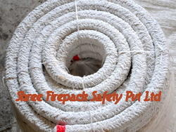 Ceramic Fiber Rope for High Temperature Static Seals