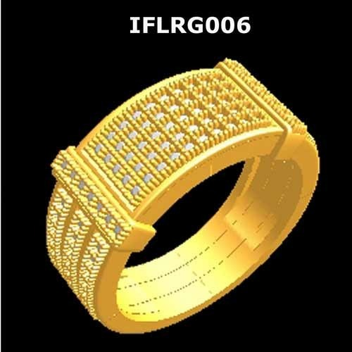 Gold La s Ring Gold & Gold Jewellery