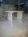 Marble Tea Table